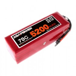 RC Heli Lipo Battery