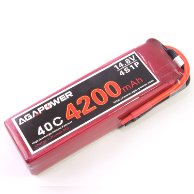 AGA Power 14.8V RC Lipo Battery