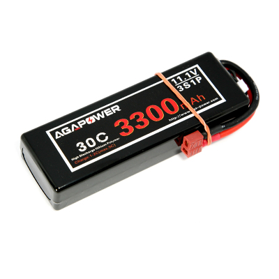 Hard case Battery 3300mah 30c 11.1v