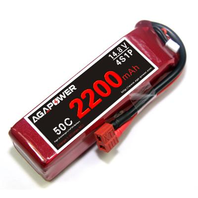 AGA Power high quality 2200mah 50C battery